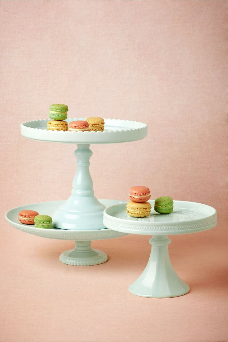 Sweetest Day Cake Stands from BHLDN