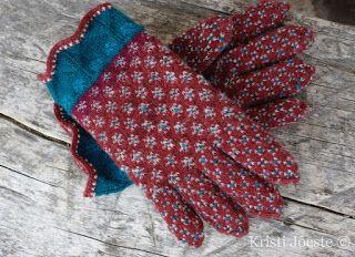 Kristi Jõeste blogi: Kindad/Gloves - blog all in Estonian but so gorgeous and inspiring.