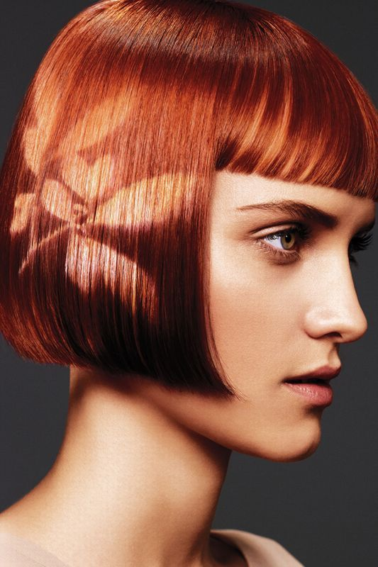 Aveda Medium Hair Styles