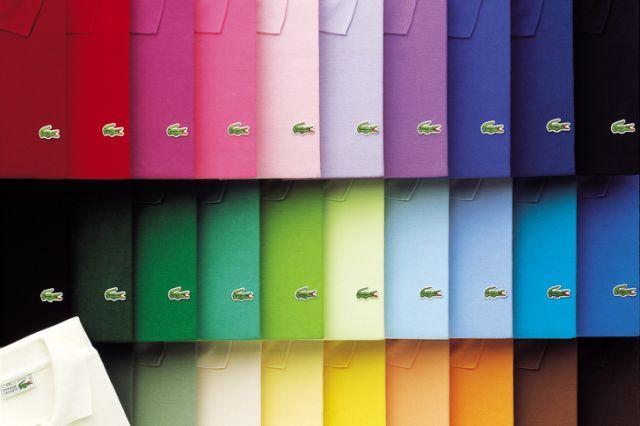 El checklist de la camisa tipo polo