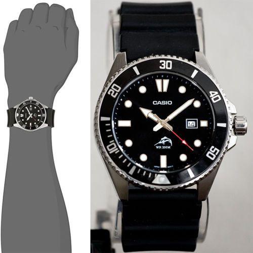 Casio-MDV-106-1A-Mens-Duro-200M-Modern-Analog-200M-Diver-Sports-Watch-Brand-New