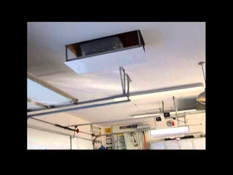 This Video Explains How The Versalift Attic Lifting System Works After It  Has Been Installed In Your Garage/attic.