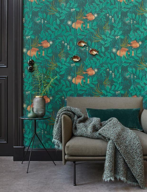 Die besten 25 Dschungel tapete Ideen auf Pinterest  Palme Tapete Dschungelschlafzimmer und