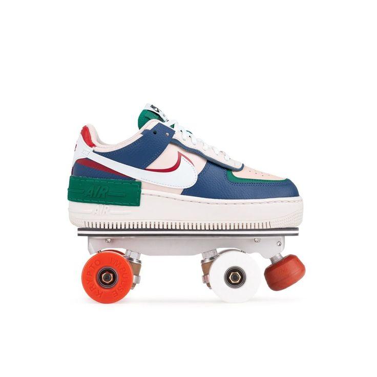 Flaneurz sur Instagram : CUSTOM 2020 Custom: Nike Air Force 1 ...