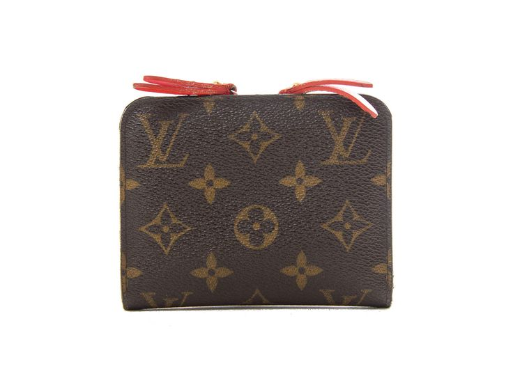 Authentic Louis Vuitton monogram canvas Insolite PM wallet