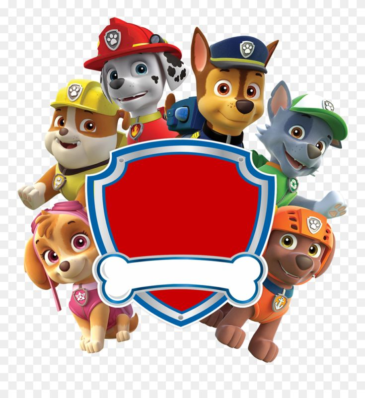 Download hd birthday paw patrol clipart png download and