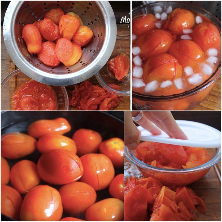 TOMATE PELADO ITALIANO, é super fácil de fazer, bem mais em conta, sem conservantes e sem agrotóxicos. E rápido, em 10 minutos fica pronto. DICA BOA, de hoje, vem fazer, você também, seus TOMATI PELATI, vem: http://www.montaencanta.com.br/molhos/tomate-pelado/