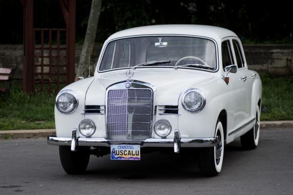 Mercedes benz ponton - 1957