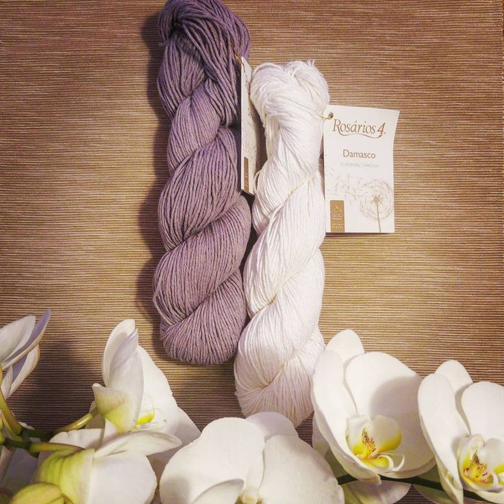Linen+Cotton=Summer Love Get your knitting ready for summer with the new Damasco yarn from Rosarios4 now available on https://irika.ro/shop/fire/damasco-bumbac-cu-in/