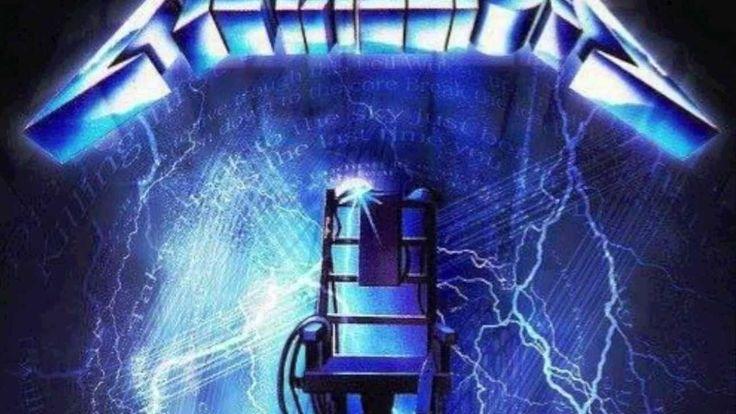 MOAR METAL \m/ Metallica - Ride The Lightning - Full Album (HD 720p)