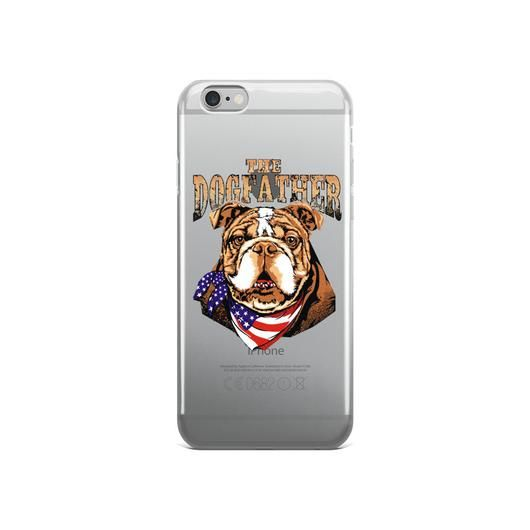 The Dogfather - iPhone 5/5s/Se, 6/6s, 6/6s Plus Case