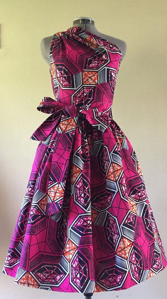 Great Make an African Statement wax print one by WithFlare #ad