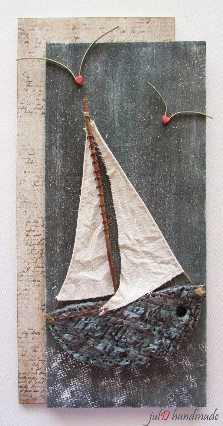 julD handmade: Βίρα τις άγκυρες