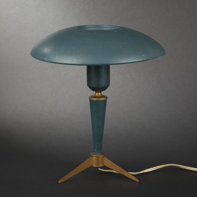 Great Lampe de bureau Louis Christian Kalff Philips diteur