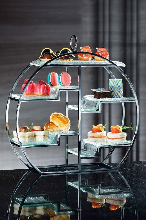 MO Macau : Le French May afternoon tea set