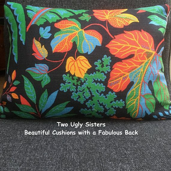Mother's Day Gift Rainforest Print Cushion Fern Cushion