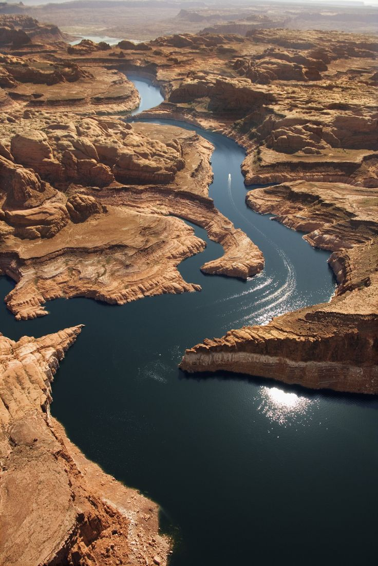 USA Tourist Attractions (States, Cities & Places ...  |Glen Canyon Utah Attractions