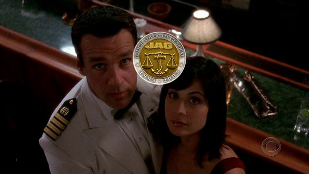 The very last shot of JAG  :((( Ten years of awesome culminated in this moment.Final Series, Jag Tv, Famous Fiction, Catherine Belle, Series Final, Movie, Favorite, Challenges Coins, J A G
