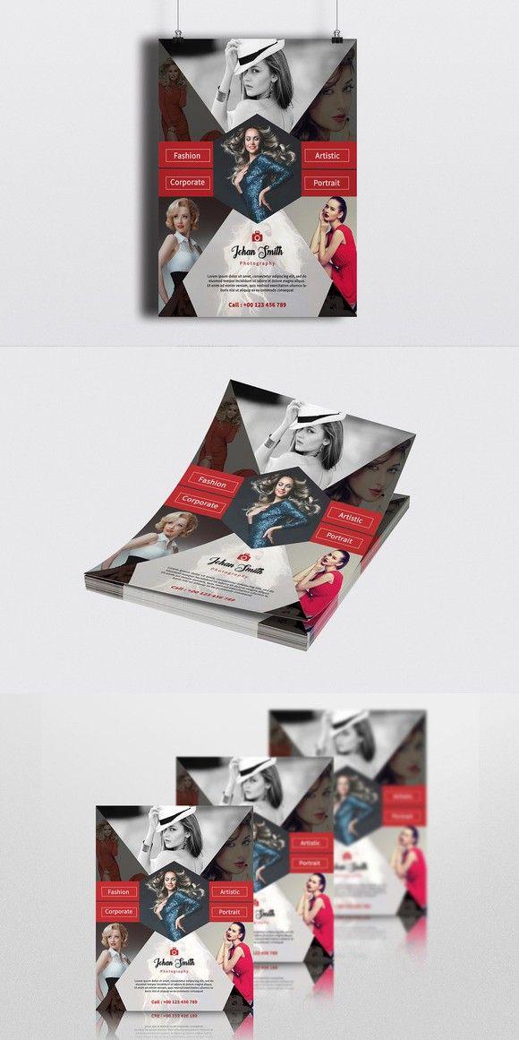 Photography Flyer Template-V339