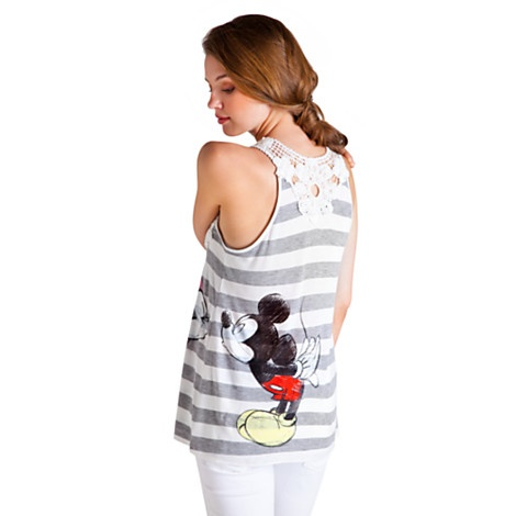 Minnie Mouse Crochet Tank Tee | Tees, Tops & Shirts | Disney Store A VERY BIG MUST HAVE!!! MUST HAVE NOW