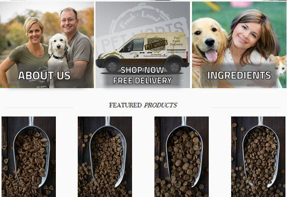 All-Natural, High-Quality Pet Food Delivery at Pet Wants Rehoboth Beach