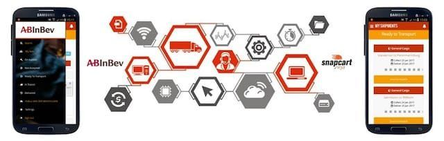 Snapcart powers AB InBev transport sourcing