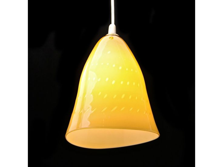 Gunnel Nyman - Pendant lamp glass. Finnish Design  www.annmaris.fi