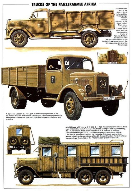 Africa Trucks