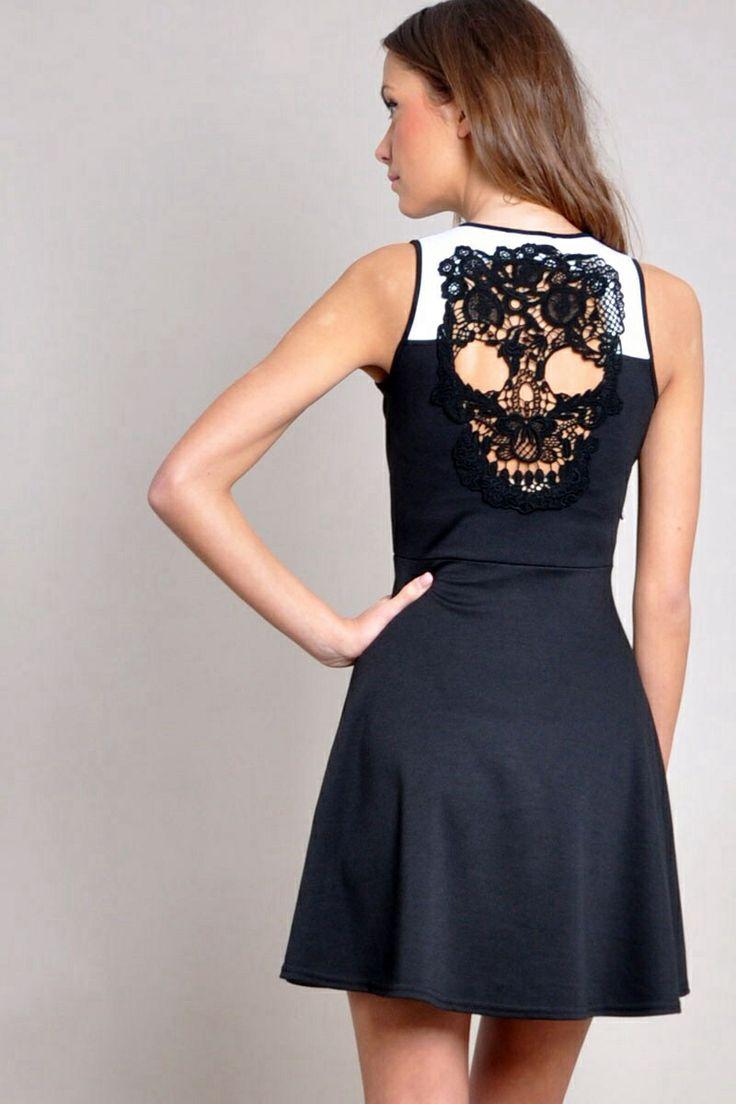 Funky Black Dresses