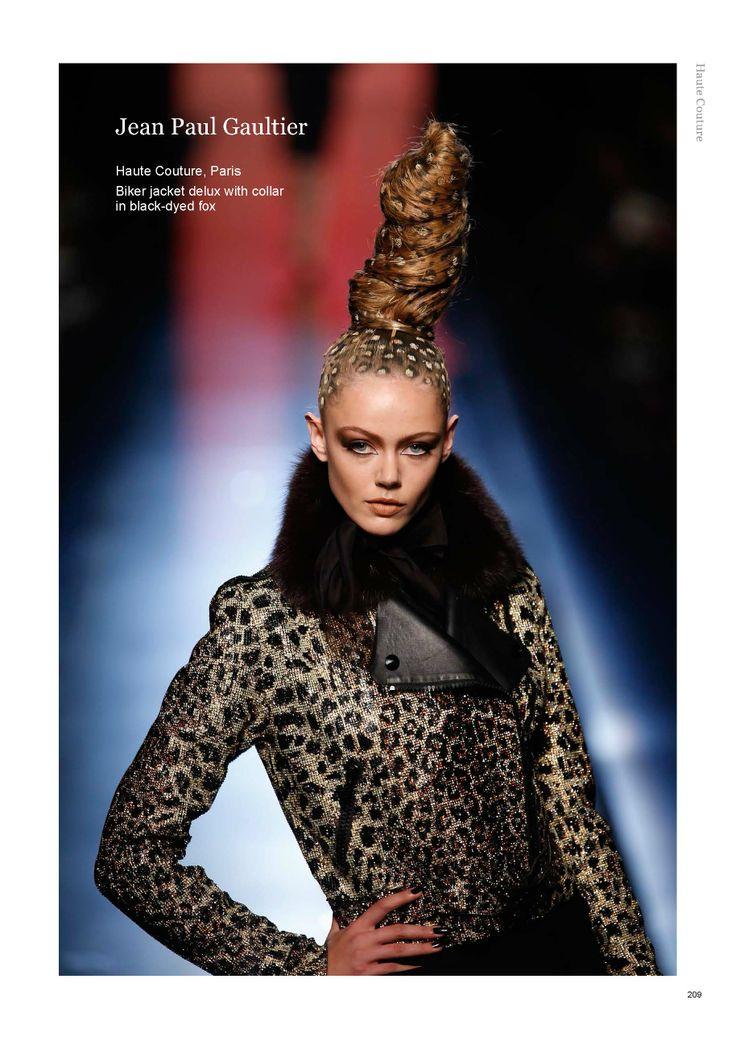 Saga Furs Haute Couture lookbook A/W 2013-14