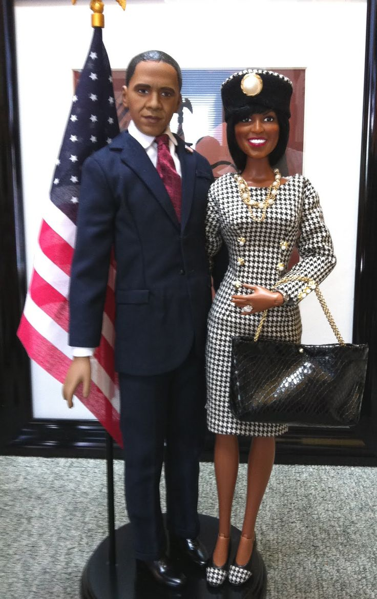 President Obama & The First Lady Michelle Obama