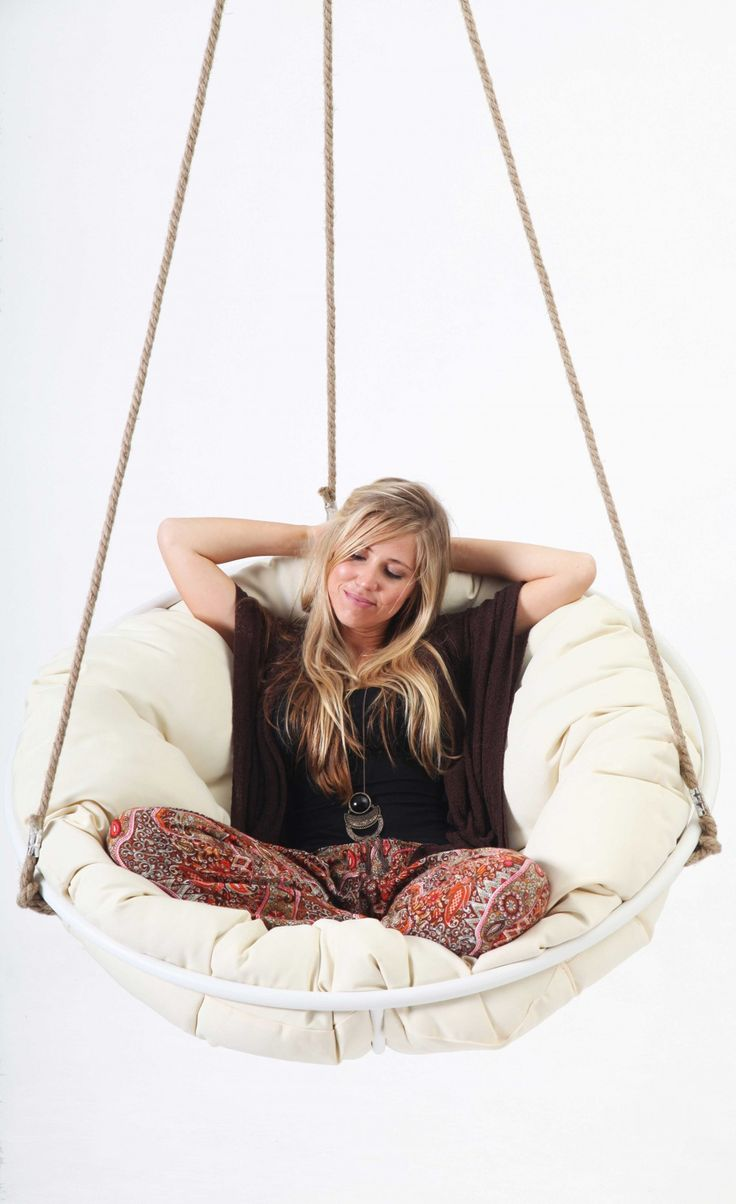 diy hanging papasan chair 14 diy hammocks and hanging