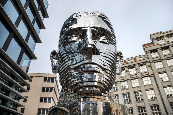 Exploring the relationship between Prague and one of its most celebrated sons, Franz Kafka, looking to uncover the inspiration behind one of his greatest works.  Great article for all Kafka edicts!  #CzechPragueOut