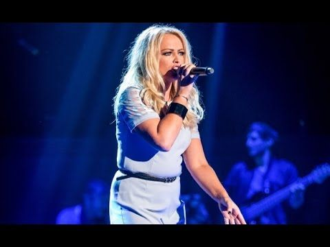Stephanie Webber sings 'Mama's Broken Heart'.  The Voice UK 2015 Blind Auditions.