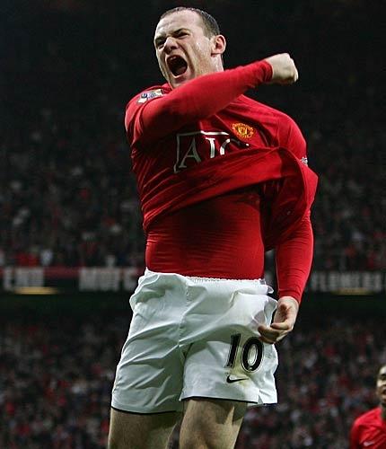 Wayne Rooney - M.U.