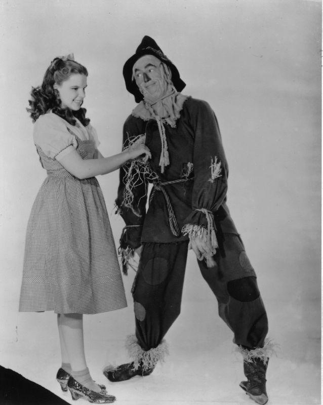 Wizard of oz Judy Garland Ray Bolger 8x10 Photo M1269 | eBay