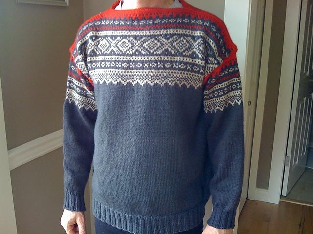 Marius genser (sweater)