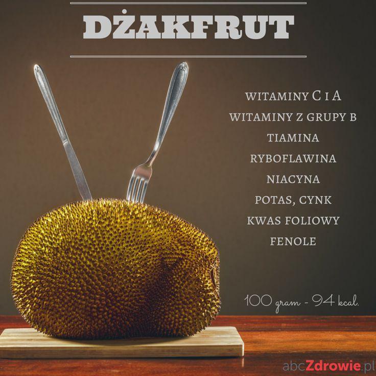 Dżakfrut to największy owoc świata, które waga dochodzi nawet do 30kg! Zobaczcie, dlaczego warto go jeść.  #dżakfrut #jackfruit #owoce #fruits #exotic #egzotyczne #abcZdrowie