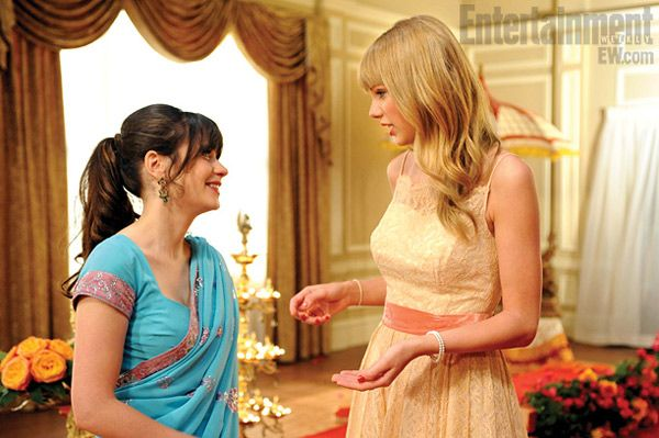 'New Girl' Season Finale Pic: Taylor Swift Crashes Cece's Wedding  the funniest episode all season :D