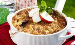 Kola + äpple = sant. Här förenas smakerna i en läcker och lättlagad paj!
