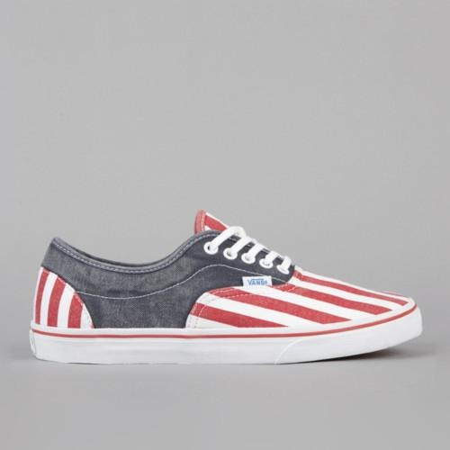 fourth of july vans