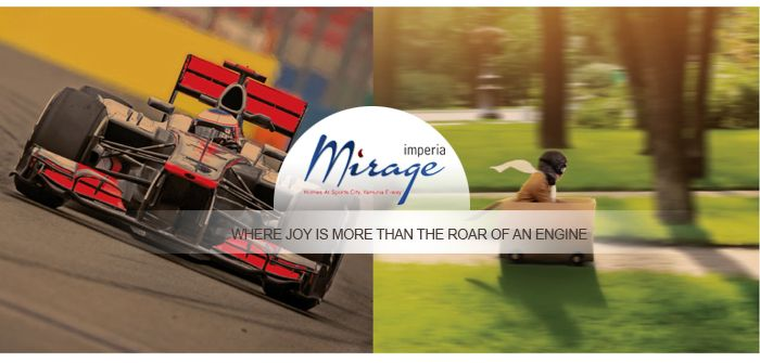 Imperia ‪#‎Mirage‬ Where Joy is more than the Roar of an Engine .
