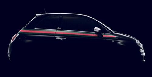 Gucci x Fiat 500