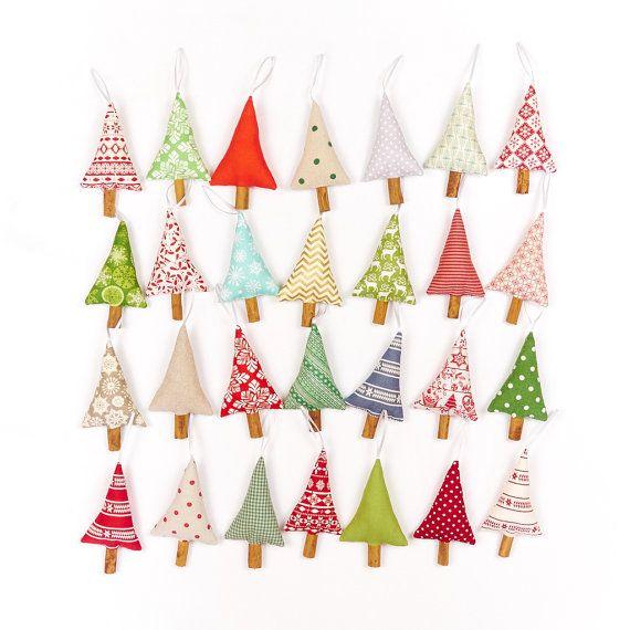 Primitive Scandinavian Christmas Decorations от SongoftheSeam