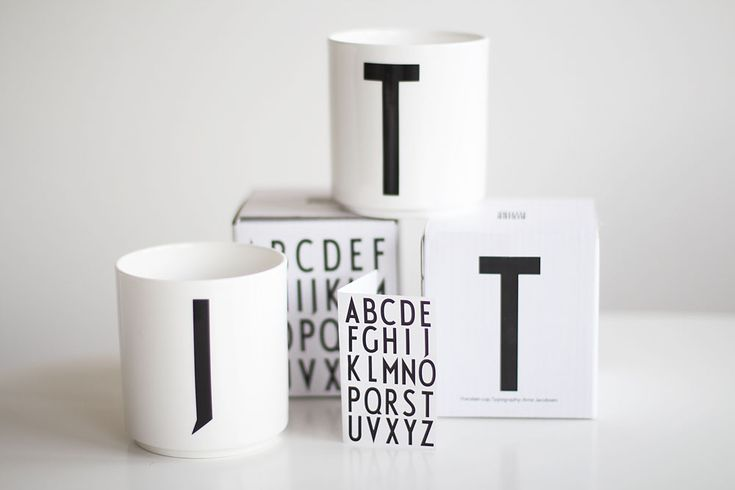 Therez.se - Design letters - Arne Jacobsen