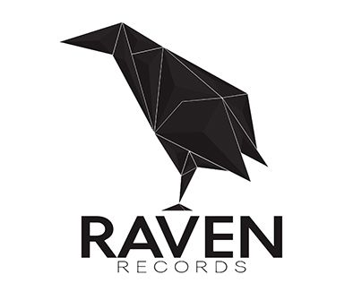 """Check out this @Behance project: """"Raven Records - Brand Identity"""" https://www.behance.net/gallery/29723061/Raven-Records-Brand-Identity"""