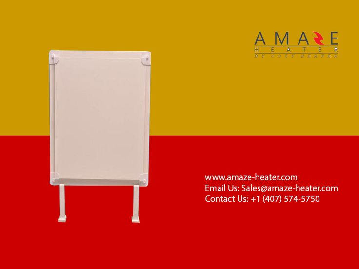 Use Wall Mounted Energry Panel Heaters in Safest manner visit: https://goo.gl/gL7Gbz #amazeheater
