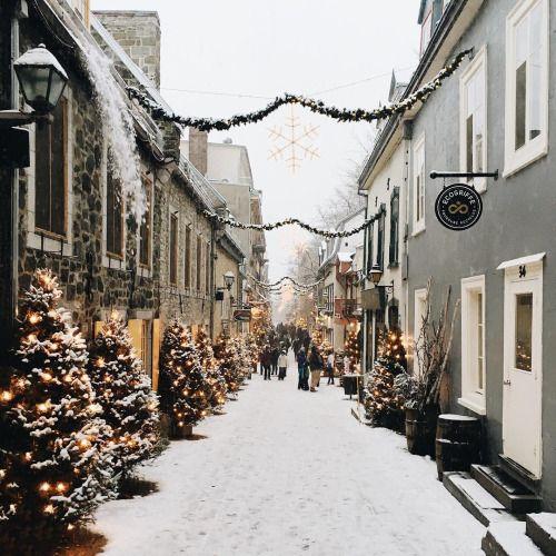 "luvchristmas: ""simply-divine-creation: "" Olivier Martel Savoie "" Active cozy winter/Christmas blog ❄️ """