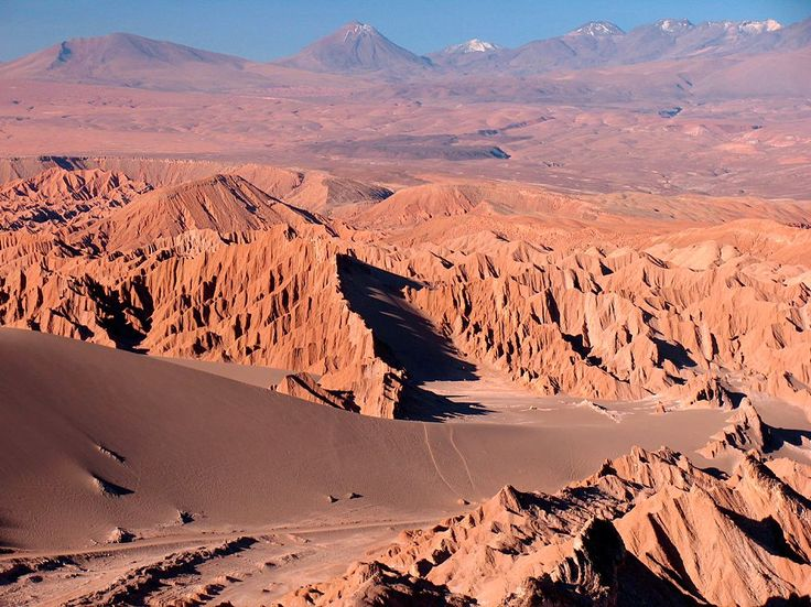 Atacama Desert (Moon Valley), Chile