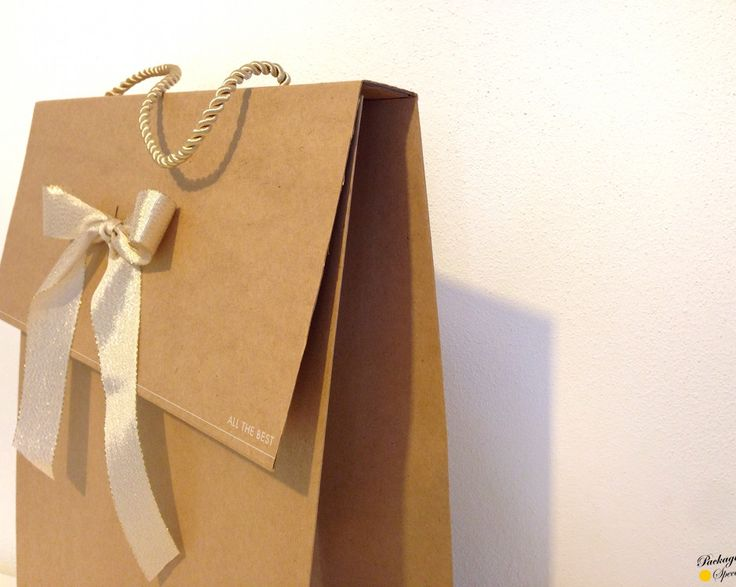 luxury gift paper bag | valigetta regalo in carta | packaging specialist - unconventional #packaging solutions